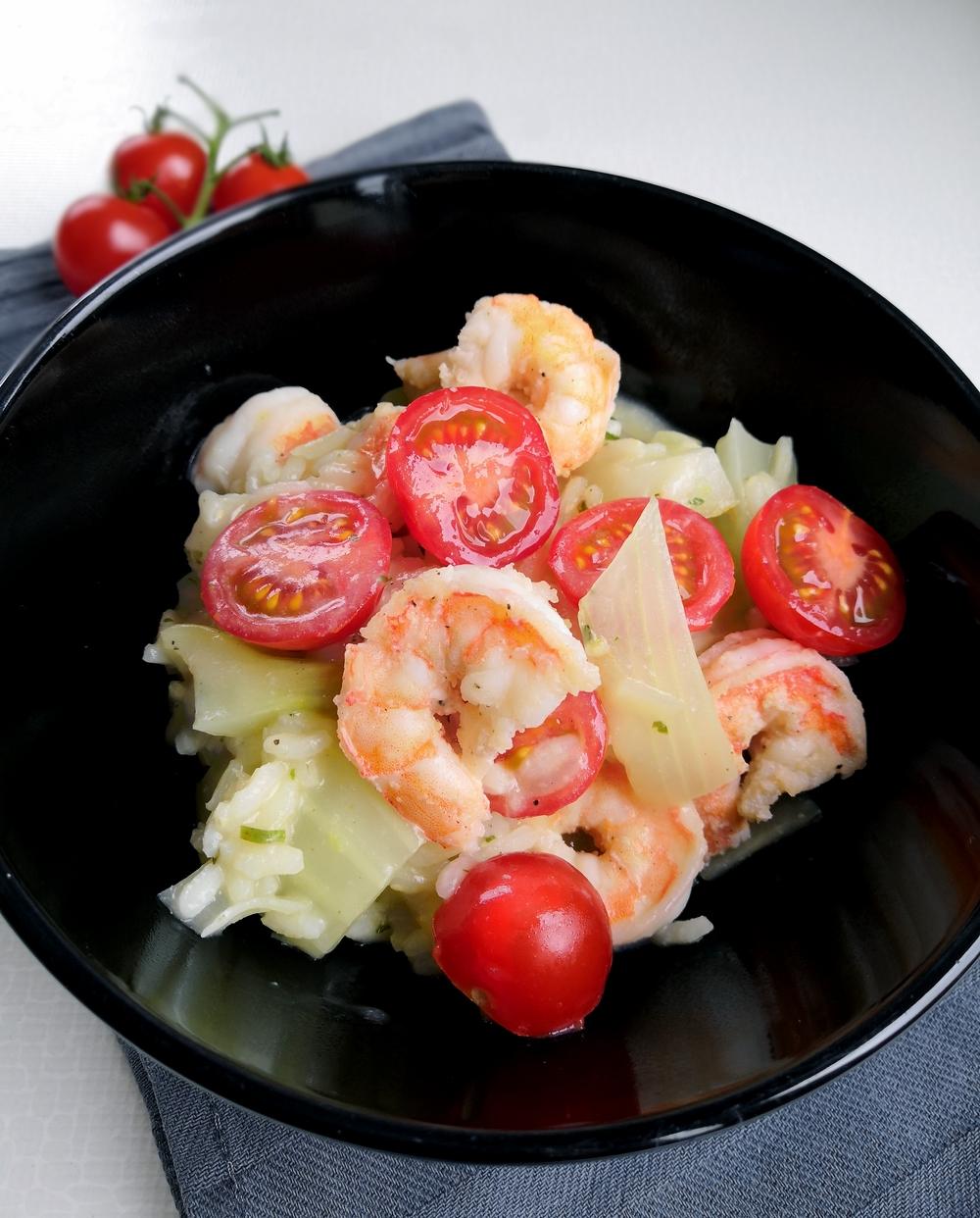 risotto diététique